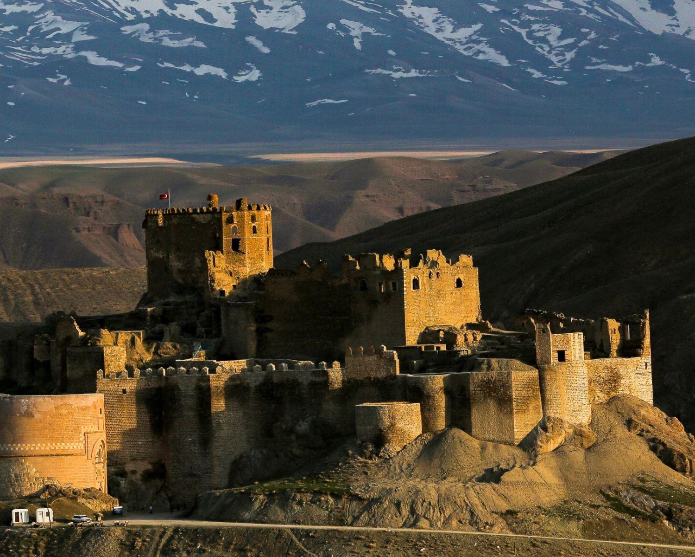 Hoşap Castle (Image Credit-Kültür Portalı)