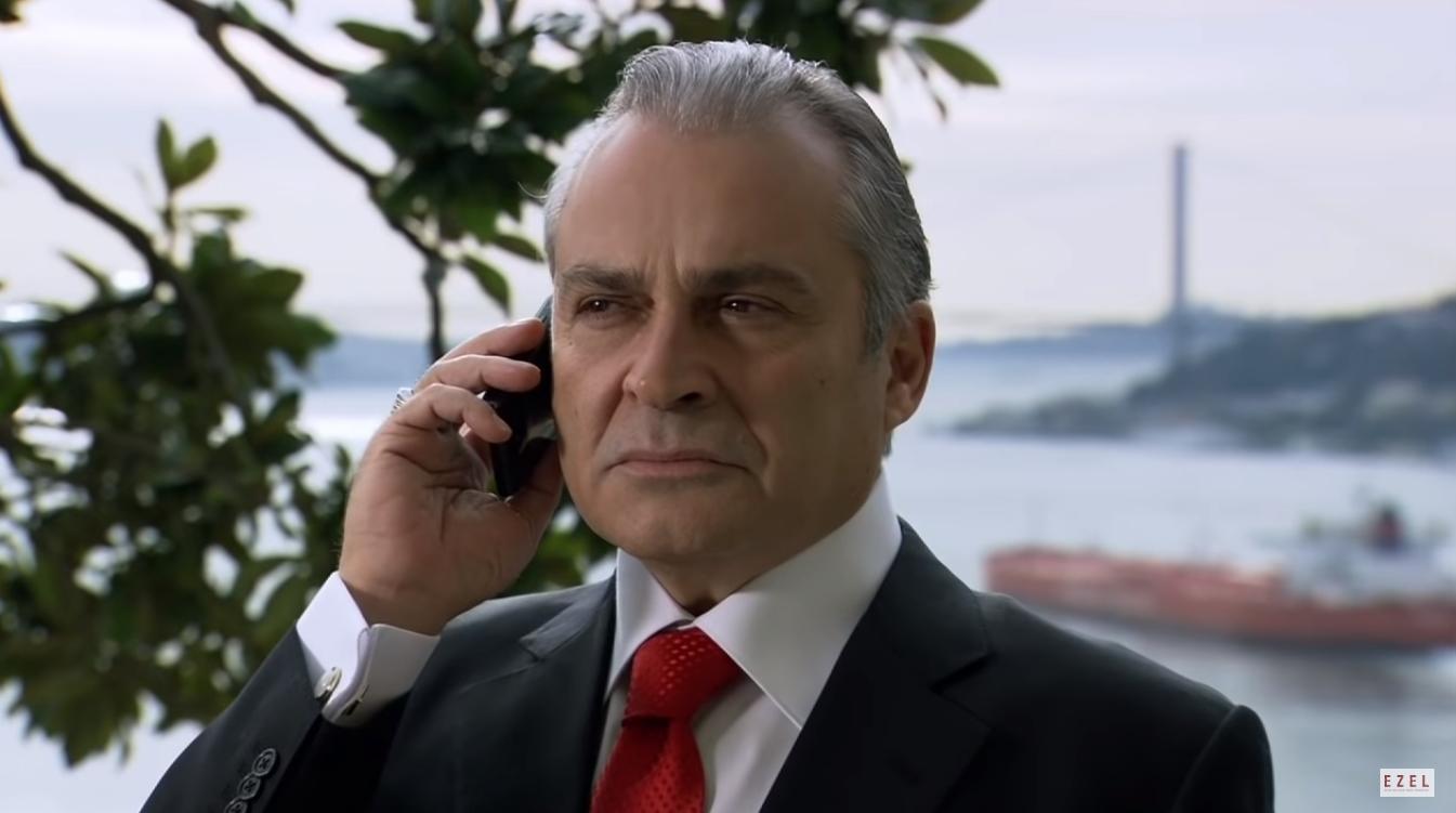 In Haluk Bilginer's career, Turkish TV series Ezel has probably been the most phenomenon job ever