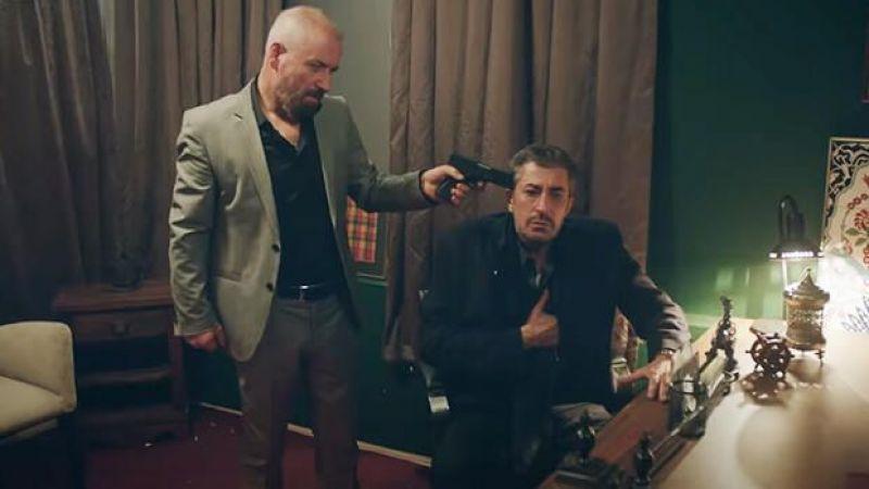In the series, Delikanlı Sadi is warm-hearted naive Turkish mafia who has unexpected panic attacks