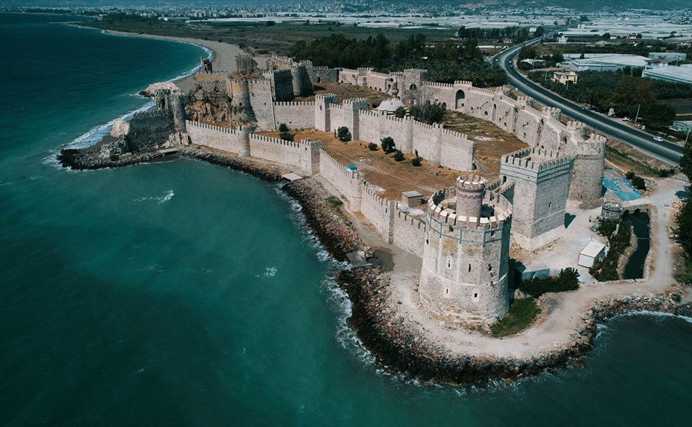 Mamure Castle (Image Credit-NTV)
