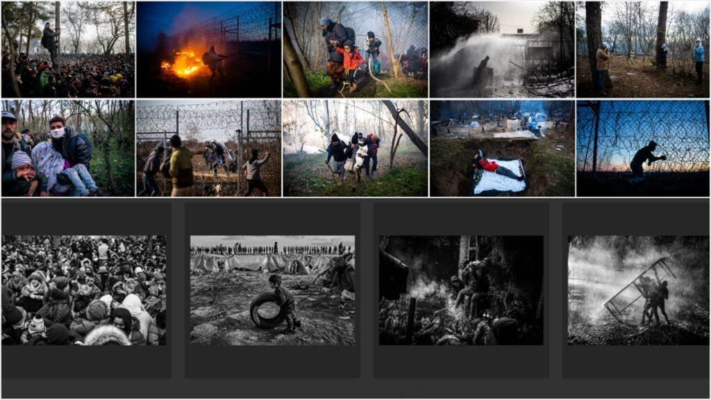 Photojournalist of Anadolu Agency has received international acclamations