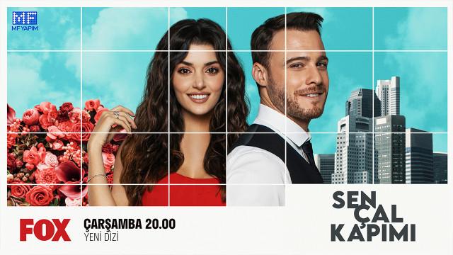Sen Çal Kapımı (You Knock on My Door) is a phenomenon romantic comedy on Turkish TV