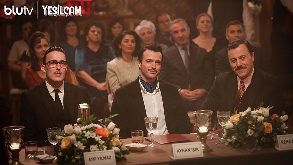 The Yeşilçam series will bring the survival story of a producer at Yeşilçam Cinema