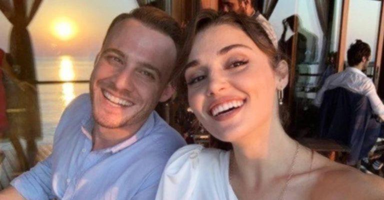 Are Kerem Bürsin and Hande Erçel in Relationship? Love is in Air!
