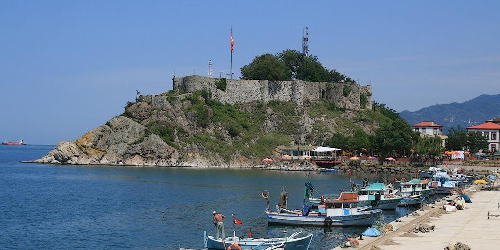 Tirebolu Castle