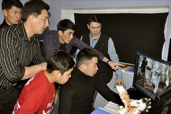 Turkish Dramas in Kirghizistan are on demand