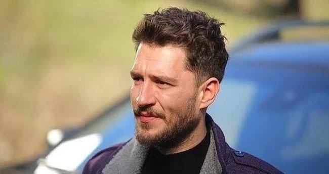 Turkish actor Uraz Kaygılaroğlu