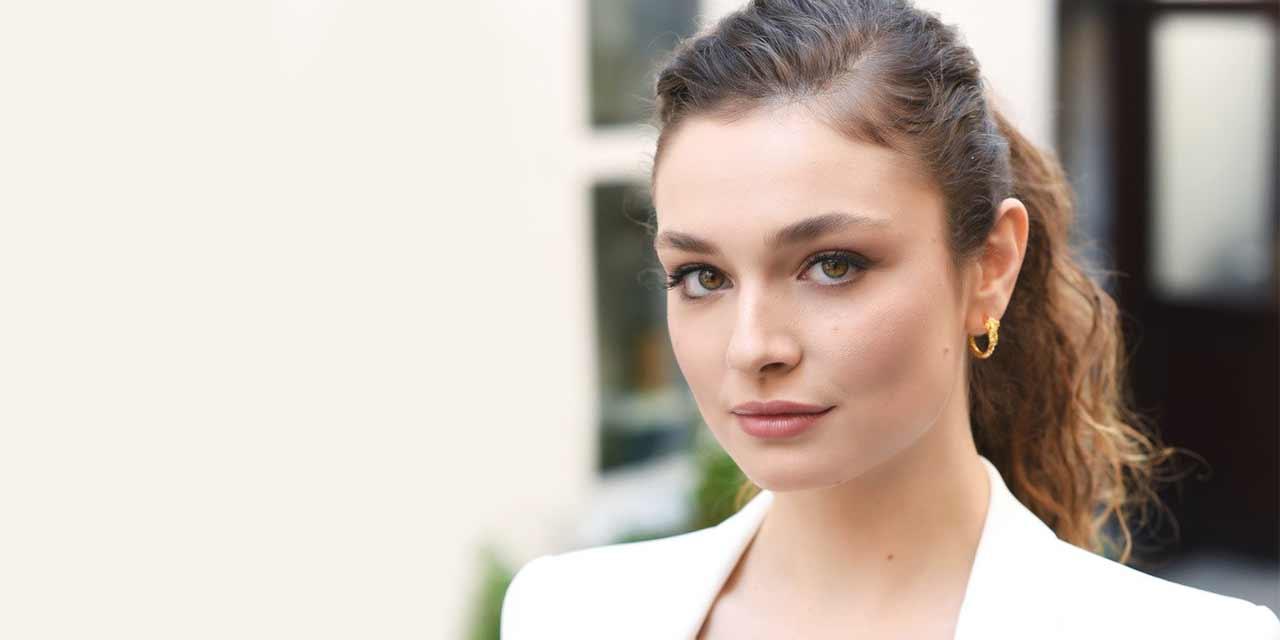 23-year-old actress and musician Serra Arıtürk