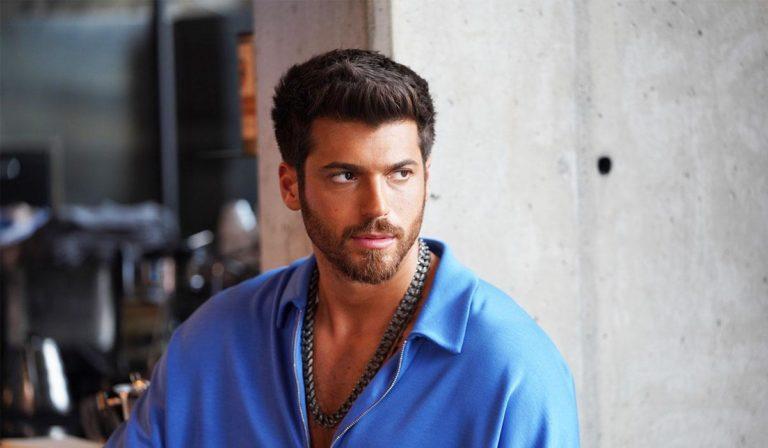 Turkish Actor Can Yaman To Star in Italian TV Series Sandokan