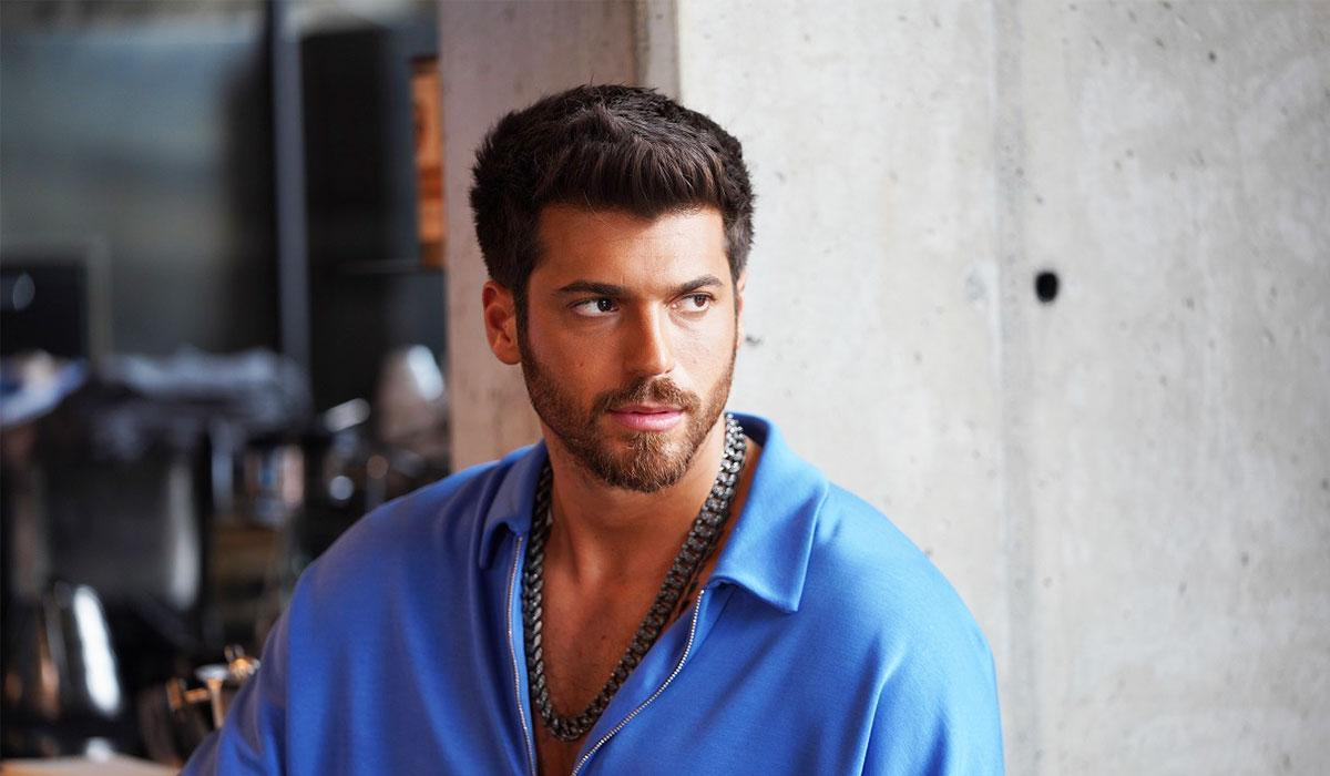 31-year-old actor Can Yaman is probably the most famous Turkish actor abroad