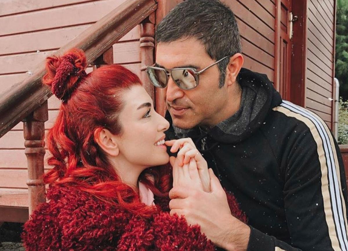 Aslıhan Güner and her wife Mert Kılıç