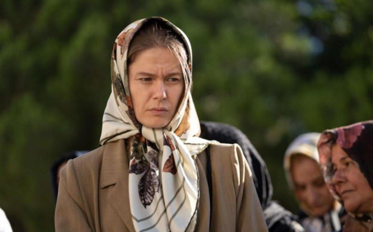 Burcu Biricik stars as Fatma in Turkish original series on Netflix