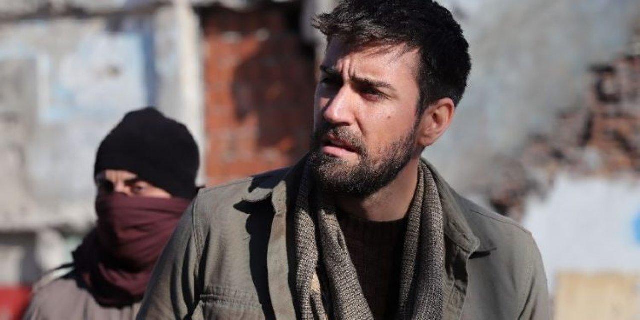 Çağlar Ertuğrul acted as Serdar in Teşkilat (The Shadow Team or Ankara)