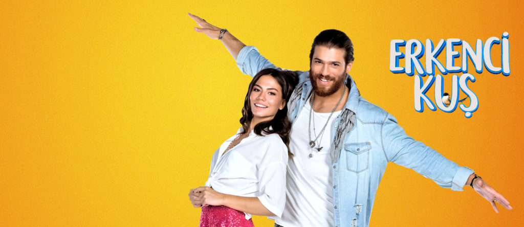 Erkenci Kuş was a Turkish rom-com that brought an international fame to Can Yaman