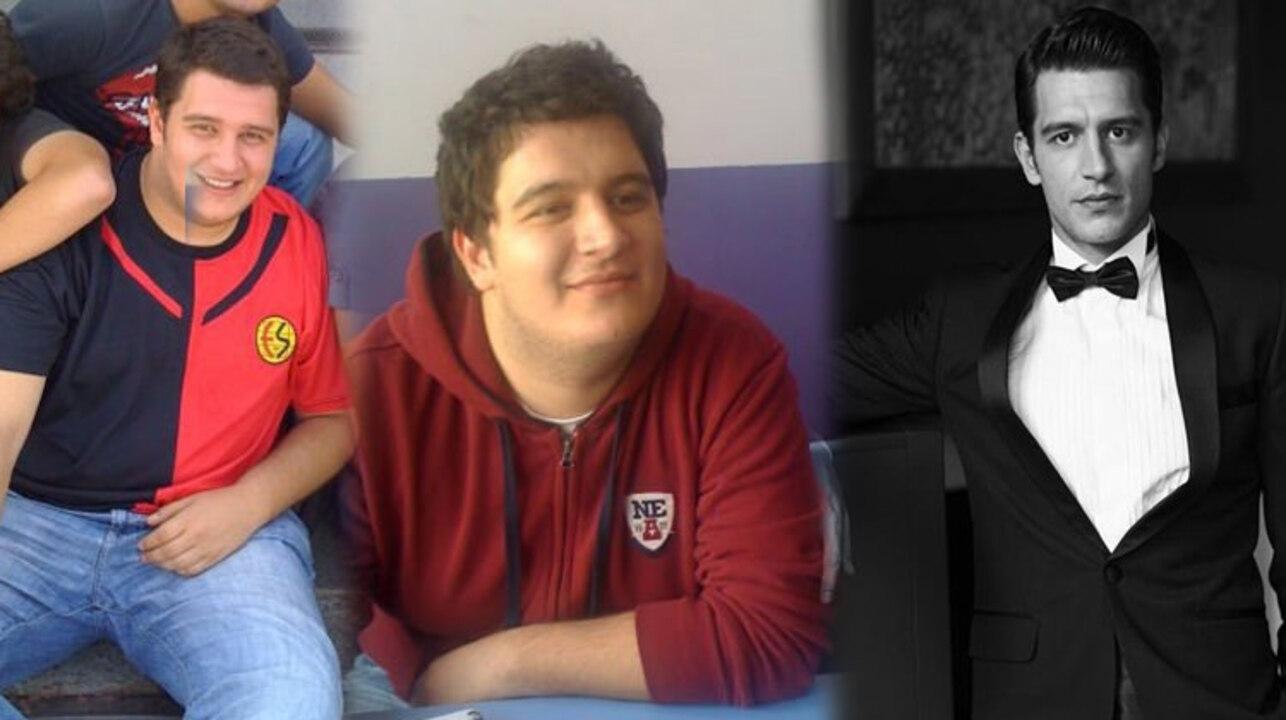 Handsome actor Uraz Kaygılaroğlu lost so much weight