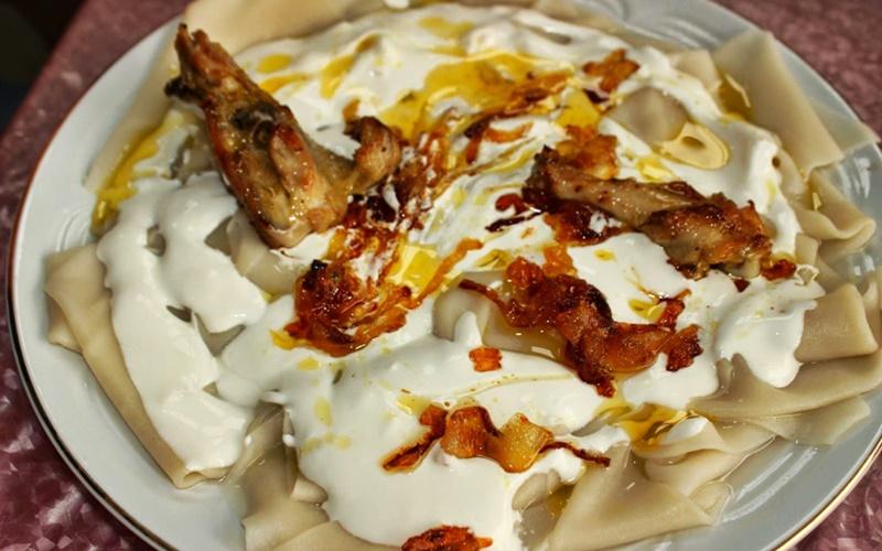 Hangel is essentially a type of ravioli unique to Georgian cuisine