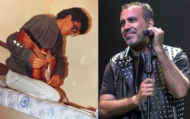 Rock musician Haluk Levent