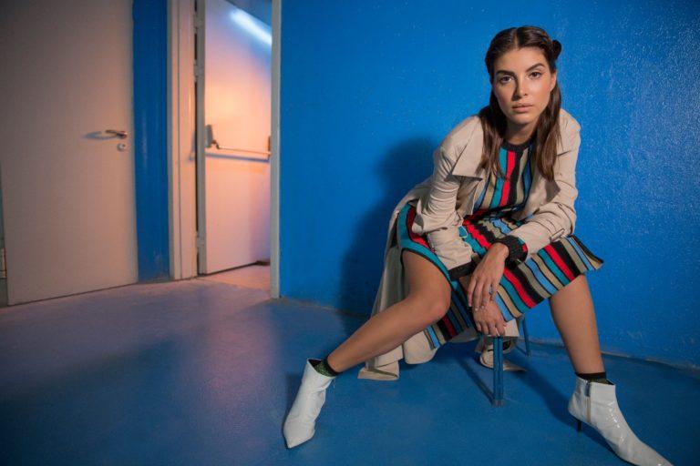 Turkish Celebrity News: The Pretty Turkish Actress Deniz Baysal Yurtçu