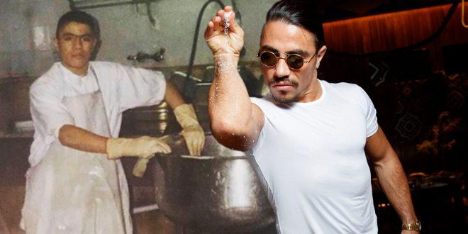 Turkey's internationally known chef Nusret