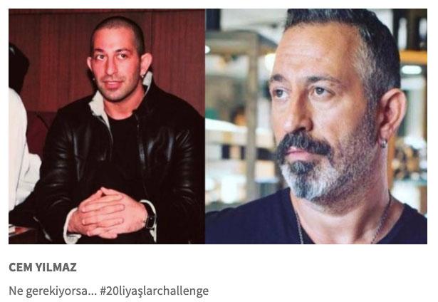 Turkey's most talented comedian Cem Yılmaz, now and then