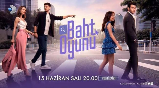 "A Summer Love Story on Turkish TV: ""Baht Oyunu"" (Fortune Game)"