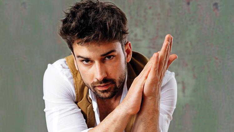 Alp Navruz is a handsome Turkish actor