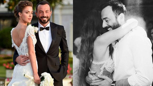 Bensu Soral got married to businessman Hakan Baş in 2018