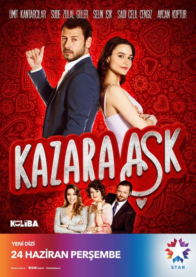 Kazara Aşk (Accidental Love)