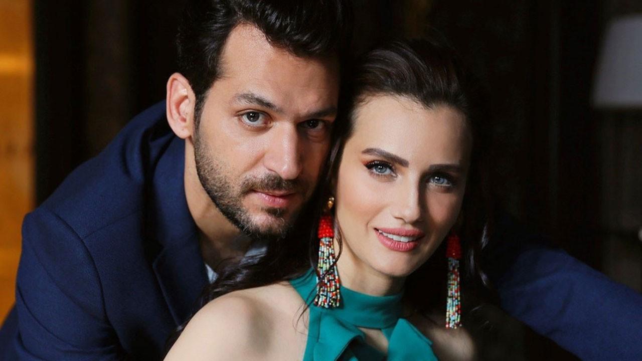 Murat Yıldırım and his Moroccan wife Imane Elbani