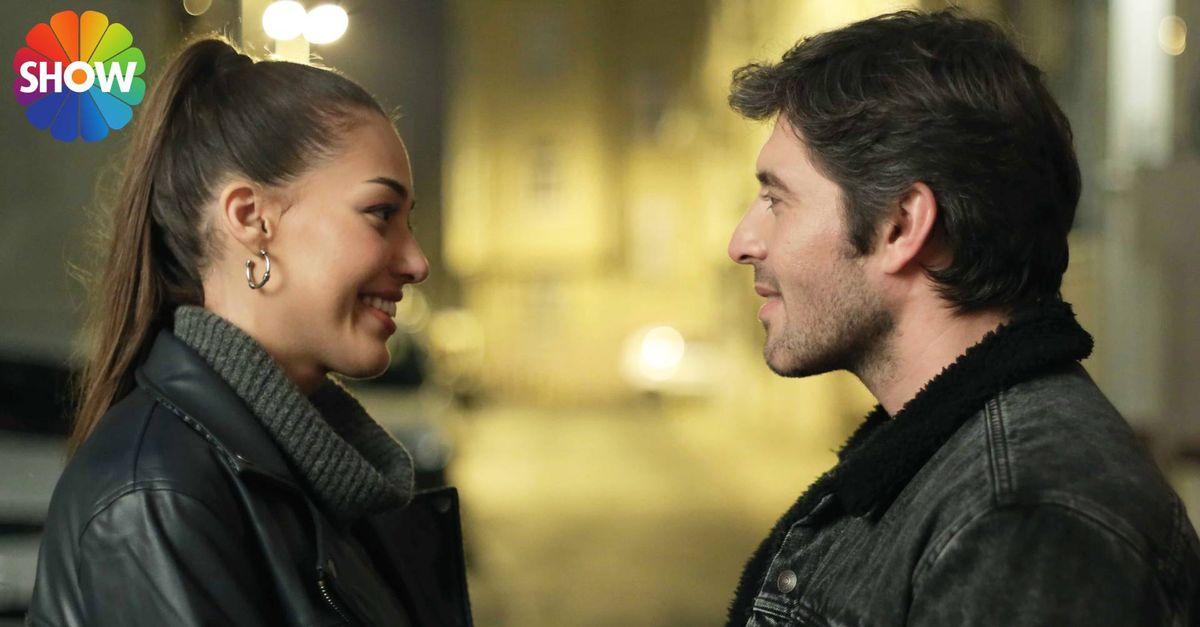 Rüya (Dian Çiçek Deniz) and Ömer (Cihangir Ceyhan)