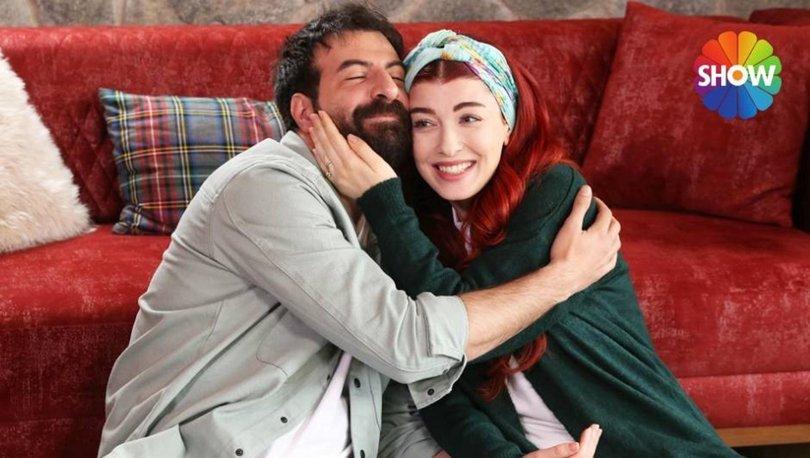 The cute couple Kuzey and Yıldız