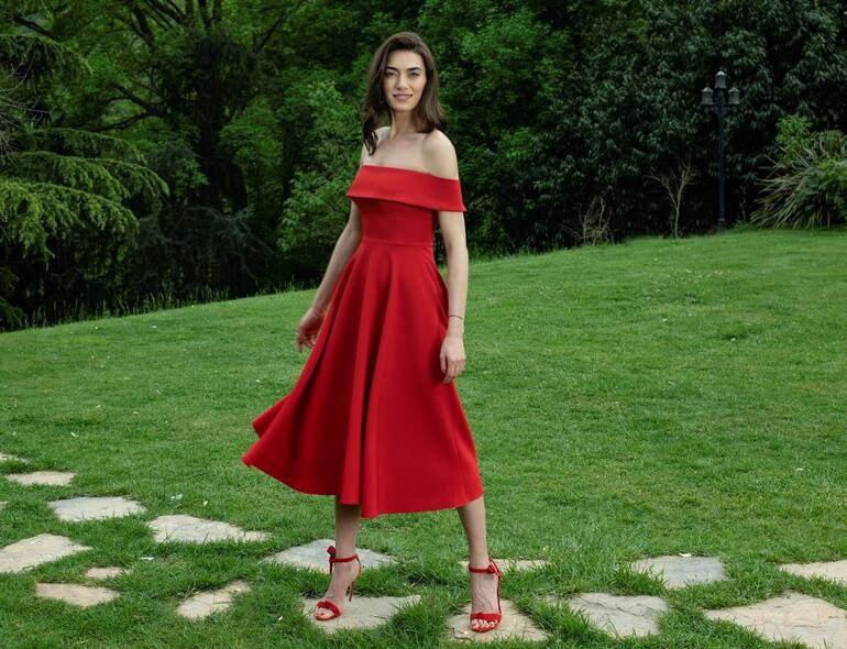 The eminent Turkish actress Hande Subaşı is going to act as Nergis