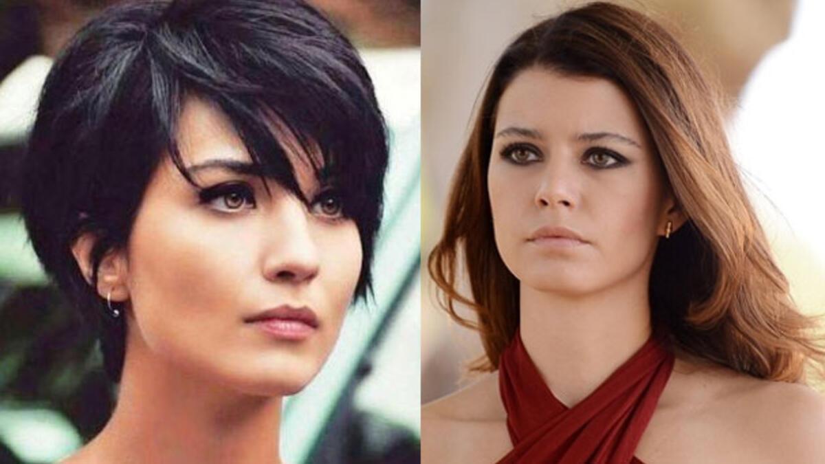 Tuba Büyüküstün and Beren Saat are two most internationally famous actresses of Turkey
