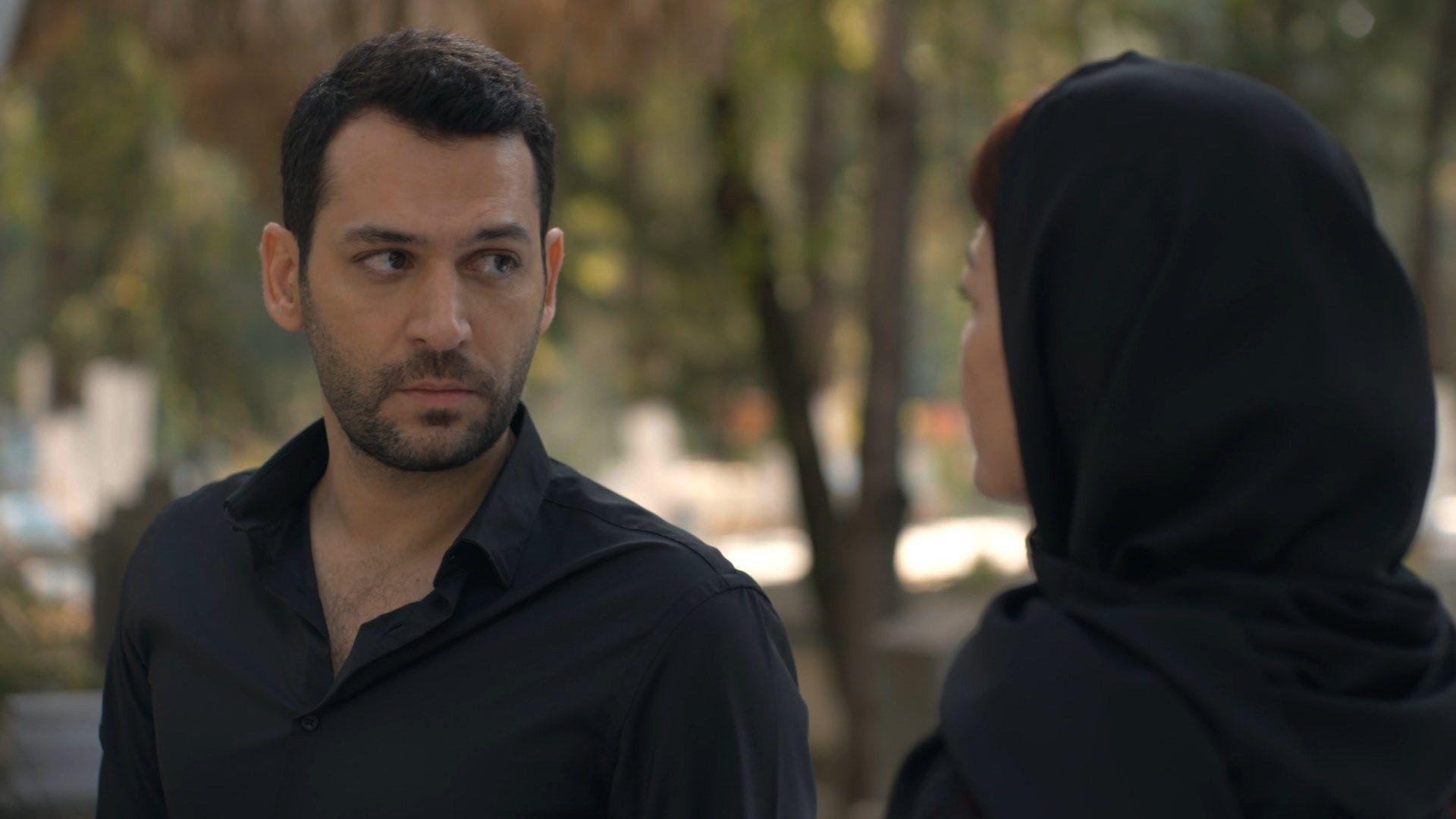 Turkish actor Murat Yıldırım in Ramo Turkish TV drama