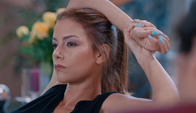 47-year-old yet still very sexy Turkish actress Defne Kayalar