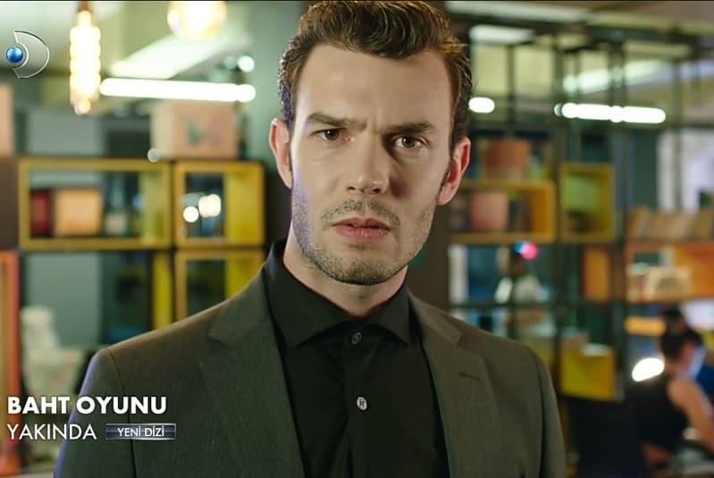 Aytaç Şaşmaz has been acting as Bora in Baht Oyunu (Fortune Game, or aka Twist of Fate) Turkish TV series