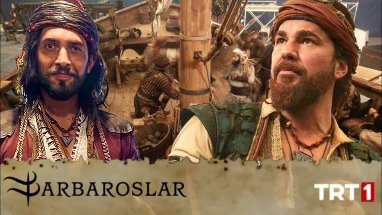 Barbaroslar: Brand-New Turkish Historical Fiction and Drama on TV