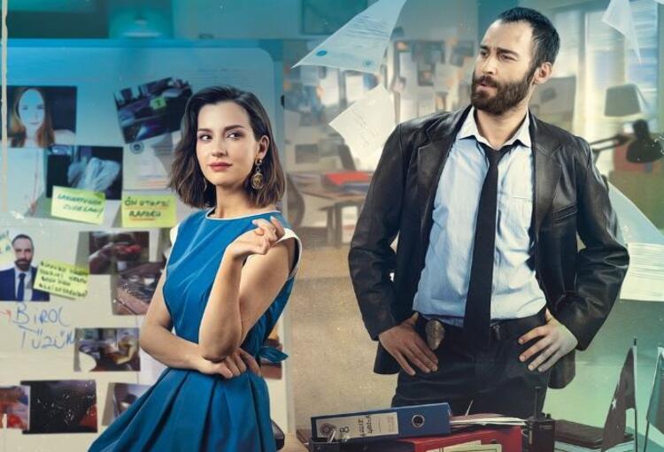 Baş Belası is about the experiences of İpek Gümüşçü (played by İrem Helvacıoğlu) and Şahin Kara (played by Seçkin Özdemir)