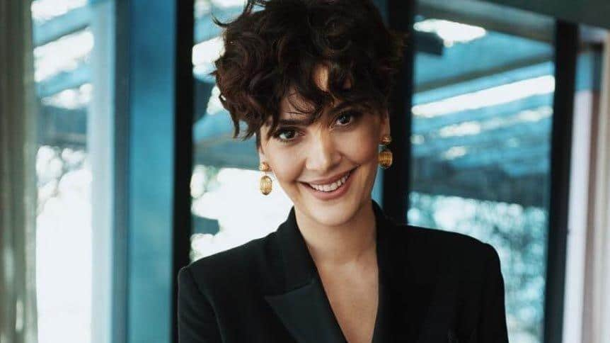 Bergüzar Korel is Turkey's one of the most prestigious actresses