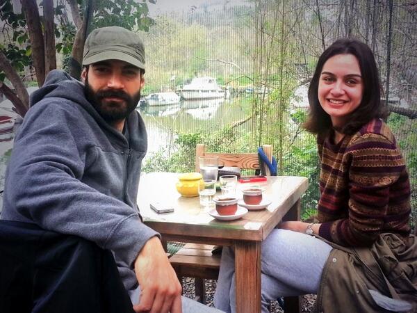 Birce Akalay and Murat Ünalmış got married in 2011 and divorced following year
