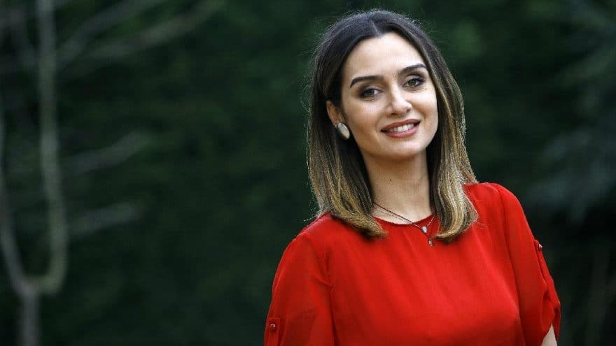 Birce Akalay was born on 19 June 1984 in Istanbul