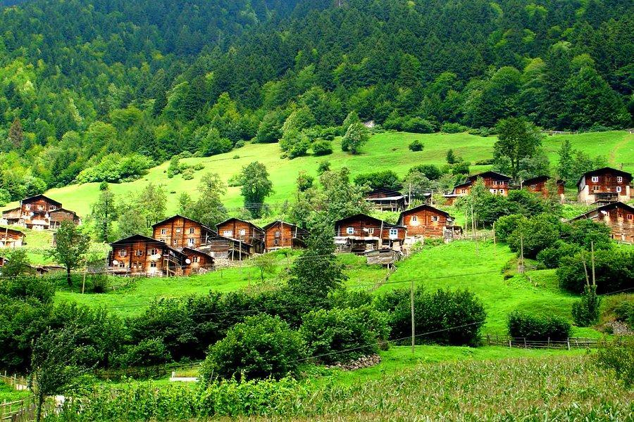 Black Sea Region in Turkey is an image of paradise on earth