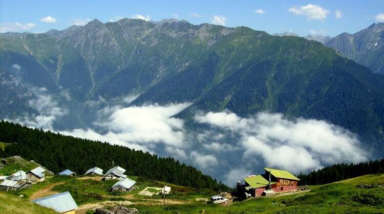 Black Sea Region in Turkey is definitely a perfect alternative to escape from the summer heat