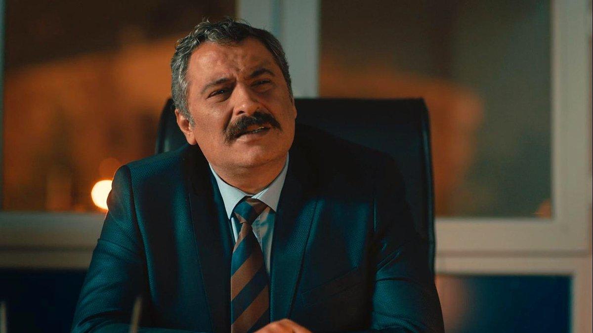 Bülent Düzgünoğlu acted as Mehmet Yağcı