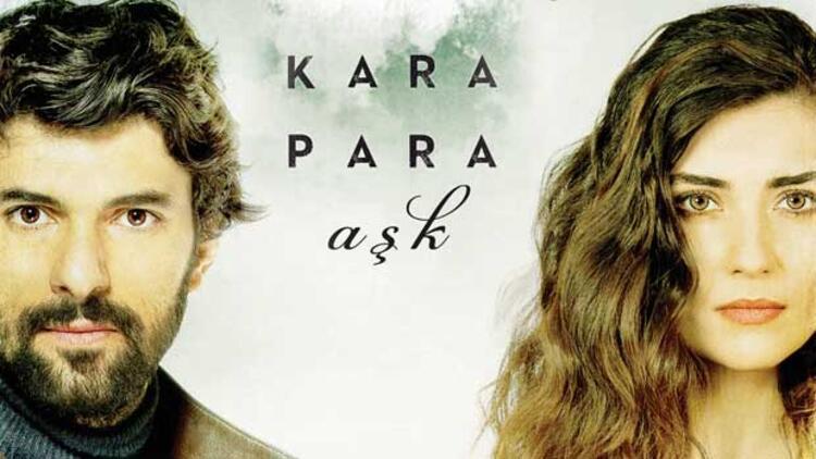 Engin Akyürek and Tuba Büyüküstün turned into one of the best Turkish couples on TV with Kara Para Aşk (Black Money Love)