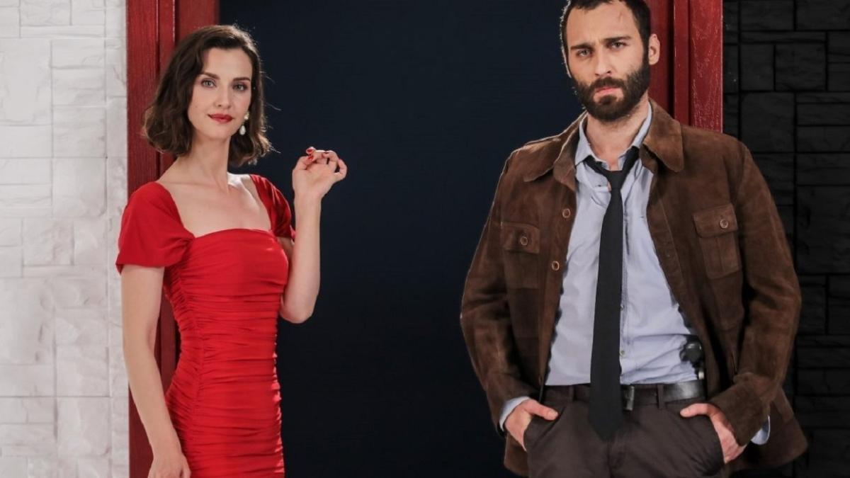 İrem Helvacıoğu and Seçkin Özdemir are the leading roles of Baş Belası (Pain in the Neck)