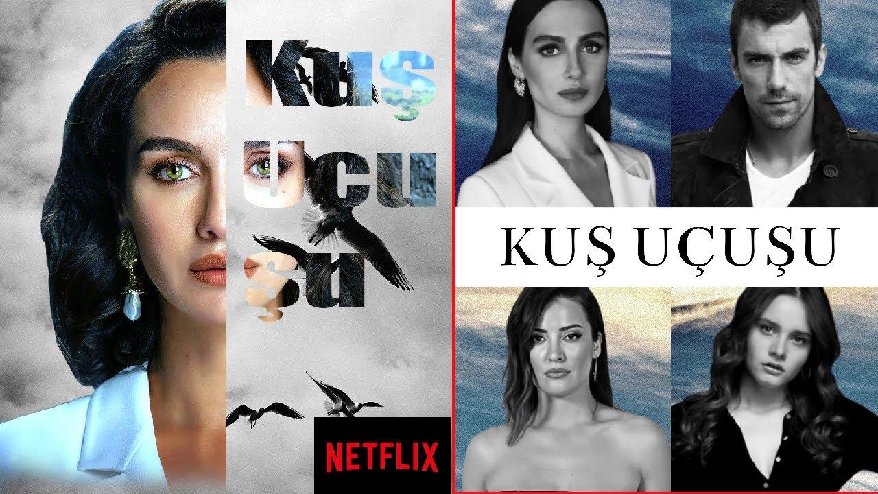 Kuş Uçuşu (As the Crow Flies) is a brand-new Turkish original series on Netflix