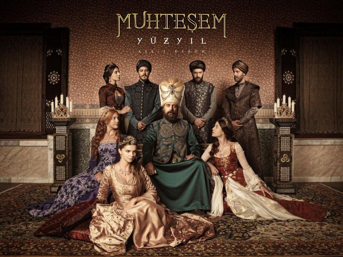 Muhteşem Yüzyıl (Magnificent Century) is still Turkey's best TV dramas both in Turkey and the world