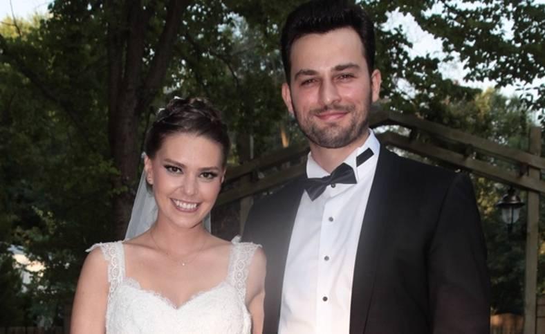 On 13 July 2012, the beautifulTurkish actress Aslı Enver married Birkan Sokullu and divorced in 2015