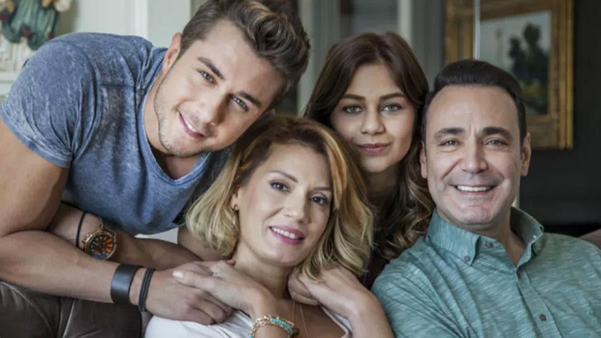 Onur Seyit Yaran in Kalk Gidelim (Get Up, Let's Go) TV series in 2017